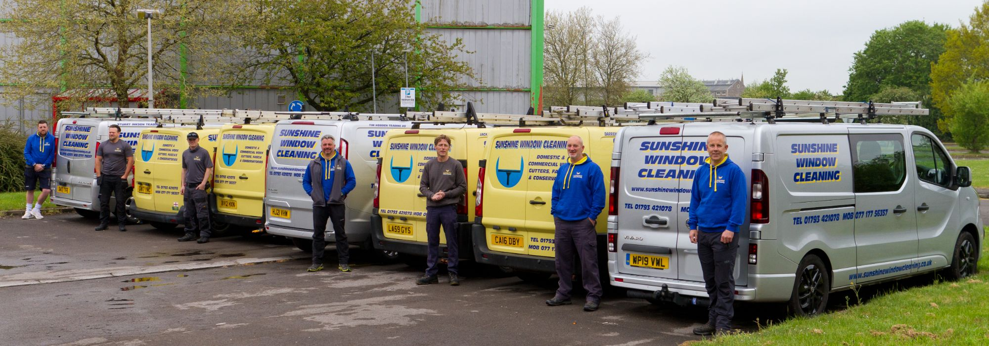 best window cleaning company in swindon wiltshire